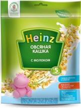 Каша Heinz молочная овсяная с 5 мес 250 г