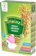 """Каша """"Первая овсяная безмолочная"""", с 5 мес., 180 гр., Heinz"""