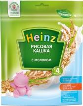 Каша Heinz молочная рисовая с 4 мес 250 г