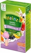"Каша лакомая ""Гречневая грушка-абрикос-смородинка"", с 5 мес., 200гр., Heinz"