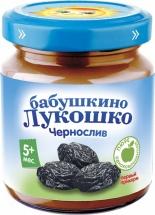 Пюре Бабушкино лукошко Чернослив с 5 мес 100 г