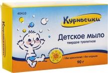 Мыло Курносики детское с чередой 90 г