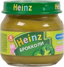 Пюре Heinz Брокколи с 4 мес 80 г