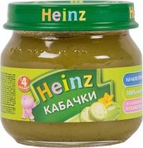 Пюре Heinz Кабачок с 4 мес 80 г