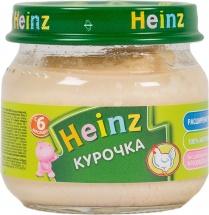 Пюре Heinz Курочка с 6 мес 80 г