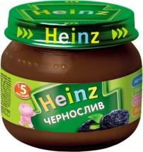 """Пюре """"Чернослив"""", с 5 мес., 80гр., Heinz"""