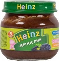 Пюре Heinz Чернослив с 5 мес 80 г