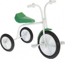 """Велосипед трехколесный """"Малыш"""" 01ПН, цвет зеленый"""