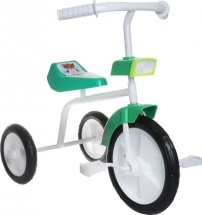 """Велосипед трехколесный """"Малыш"""" 01Ф, цвет зеленый"""
