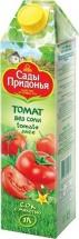 """Сок """"Томат"""", с 3 лет, 1 л, Сады Придонья"""