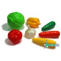 """Набор """"Овощи"""", 7 предметов, Нордпласт"""
