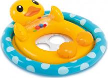 Круг для плавания Intex Звери от 2-4 лет