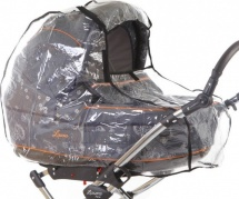 Дождевик Baby Care для колясок Classic с липучкой ПВХ