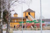 Входной билет в Юркин Парк Киров